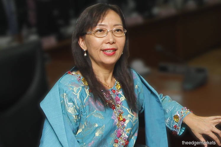 Malaysia's forest resources are managed sustainably, says Teresa Kok
