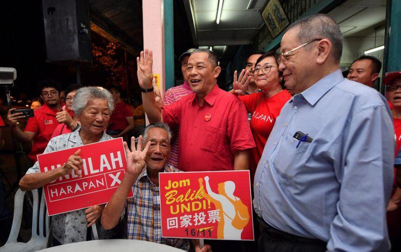 Kit Siang: Pakatan restoring Malaysia's credibility on world stage