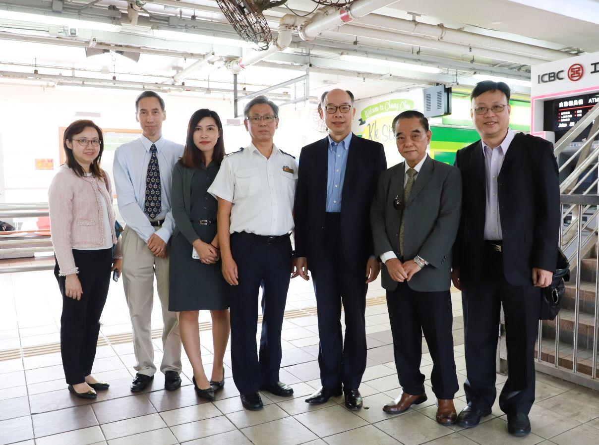 陈帆:2021年起逐步为离岛渡轮换环保新船 将进行混合动力船试验