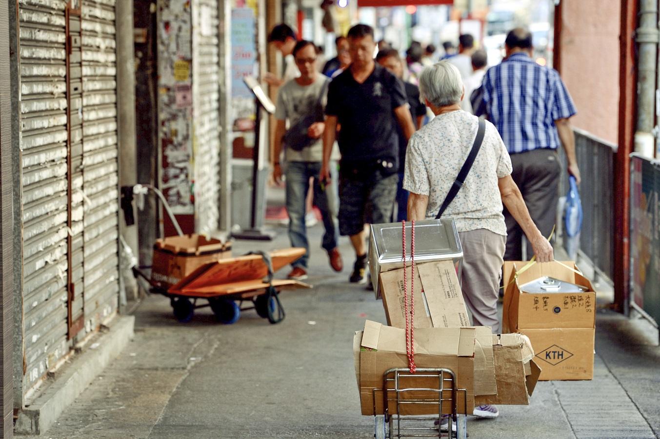 罗致光:综援脱贫效果下降 增公屋可加强扶贫效果