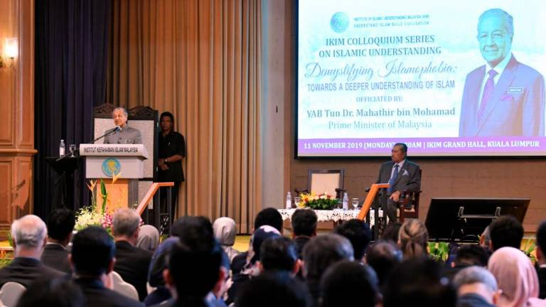 Mahathir warns of possible terror attacks in future (Updated)