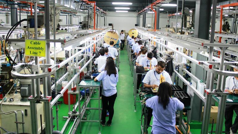大马2月PMI跌至48.5‧制造业风险升温