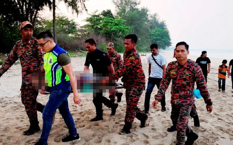 Sisters among 3 women found drowned at Desaru