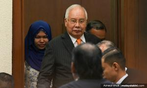 Najib SRC case: Will he walk or be called to enter defence? Decision today