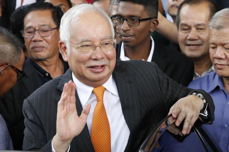 Malaysian ex-PM Najib ordered to enter defence in 1MDB trial