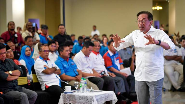 Politics is competition of ideas, not tussle for power: Anwar