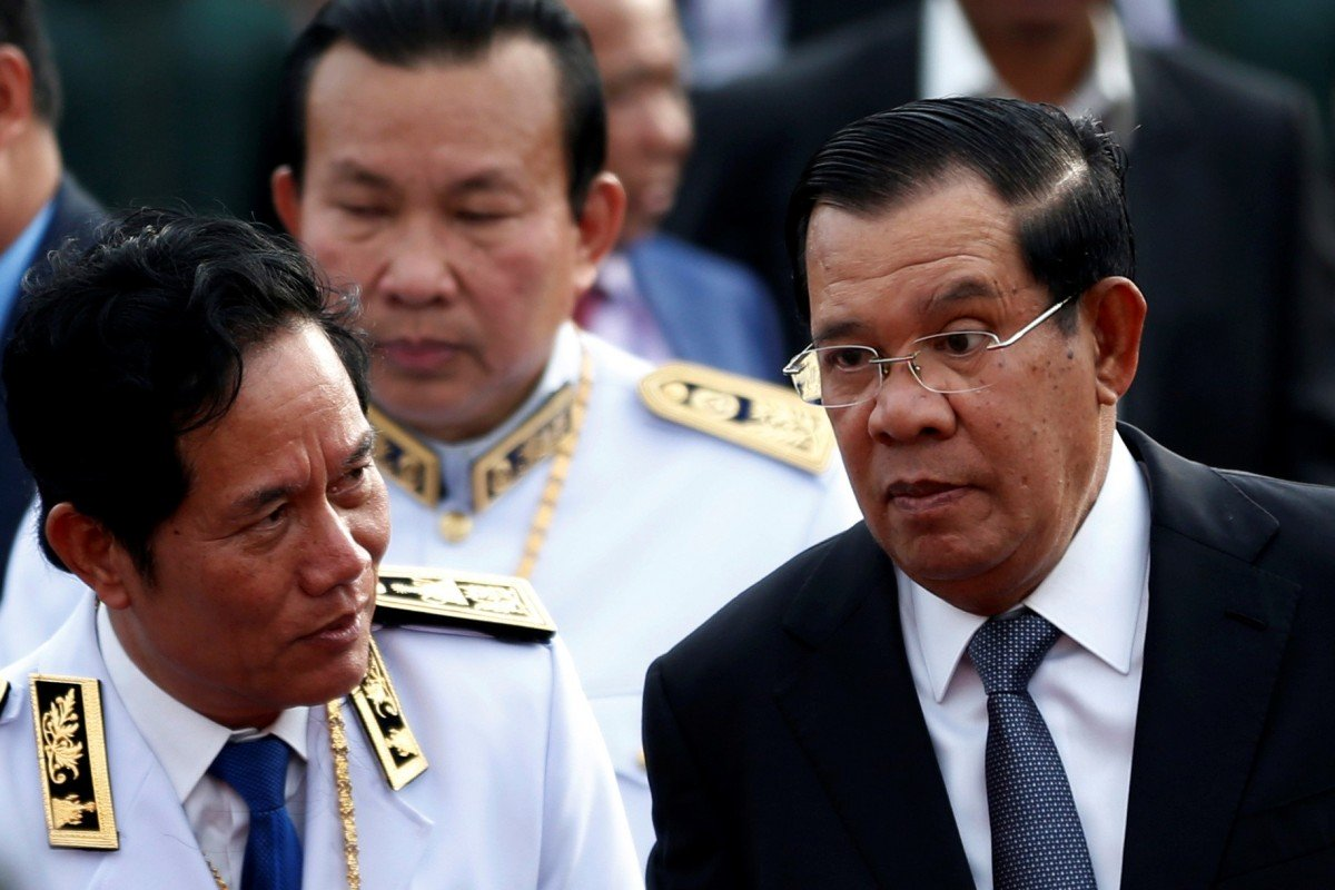 Rainsy's in Malaysia, Sokha's out of jail. Is Cambodia's Hun Sen in a pickle?