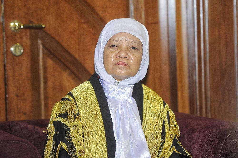 Former chief judge Zaharah Ibrahim appointed Prasarana chairman