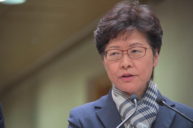 【大三罢】林郑:暴徒不会得逞 胡乱伤害市民不会争取到诉求