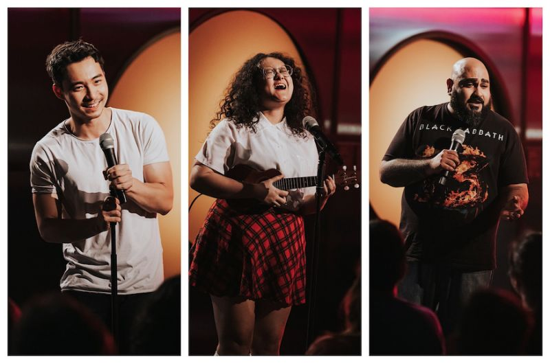 Three Malaysian comics set to bring out their rib-tickling jokes at 'Comedy Central Stand-Up Asia'
