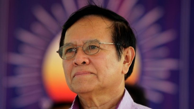 Kem Sokha: Cambodian opposition leader freed from house arrest
