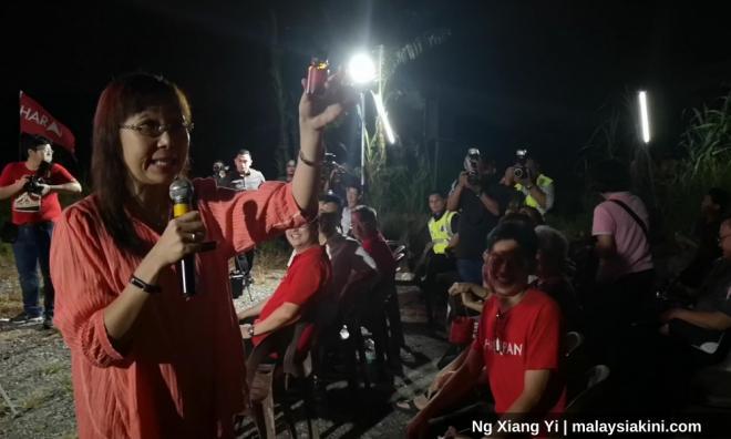 比艾10小园主获MSPO,郭素沁强调无关补选拉票