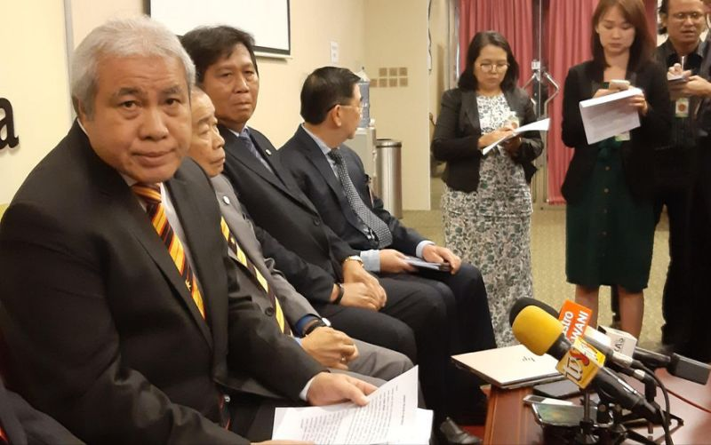 Sarawak DCM to Petronas: Don't question sales tax on export of petroleum products