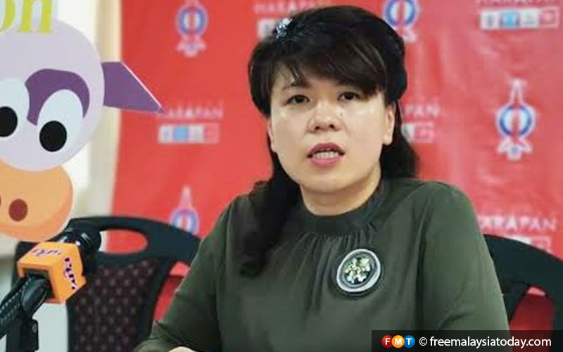 Sarawak rep claims legal counsel's wife confronted her over state assembly speech