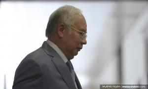 Defence cries Najib's innocence, throws blame on Jho Low
