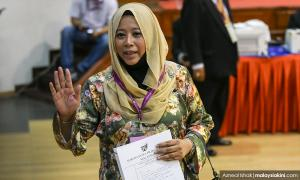 EC: Independent candidate not barred from campaigning