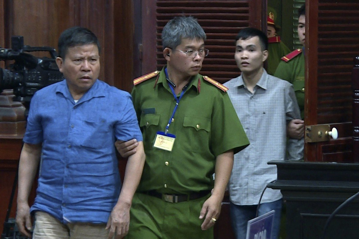 Vietnam jails 70-year-old Australian citizen for 12 years on 'terrorism' charges