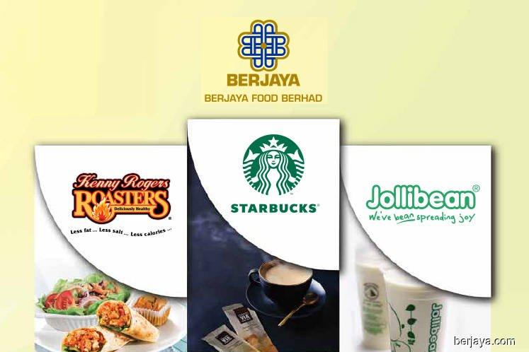 Research firms maintains 'buy' call on Berjaya Food