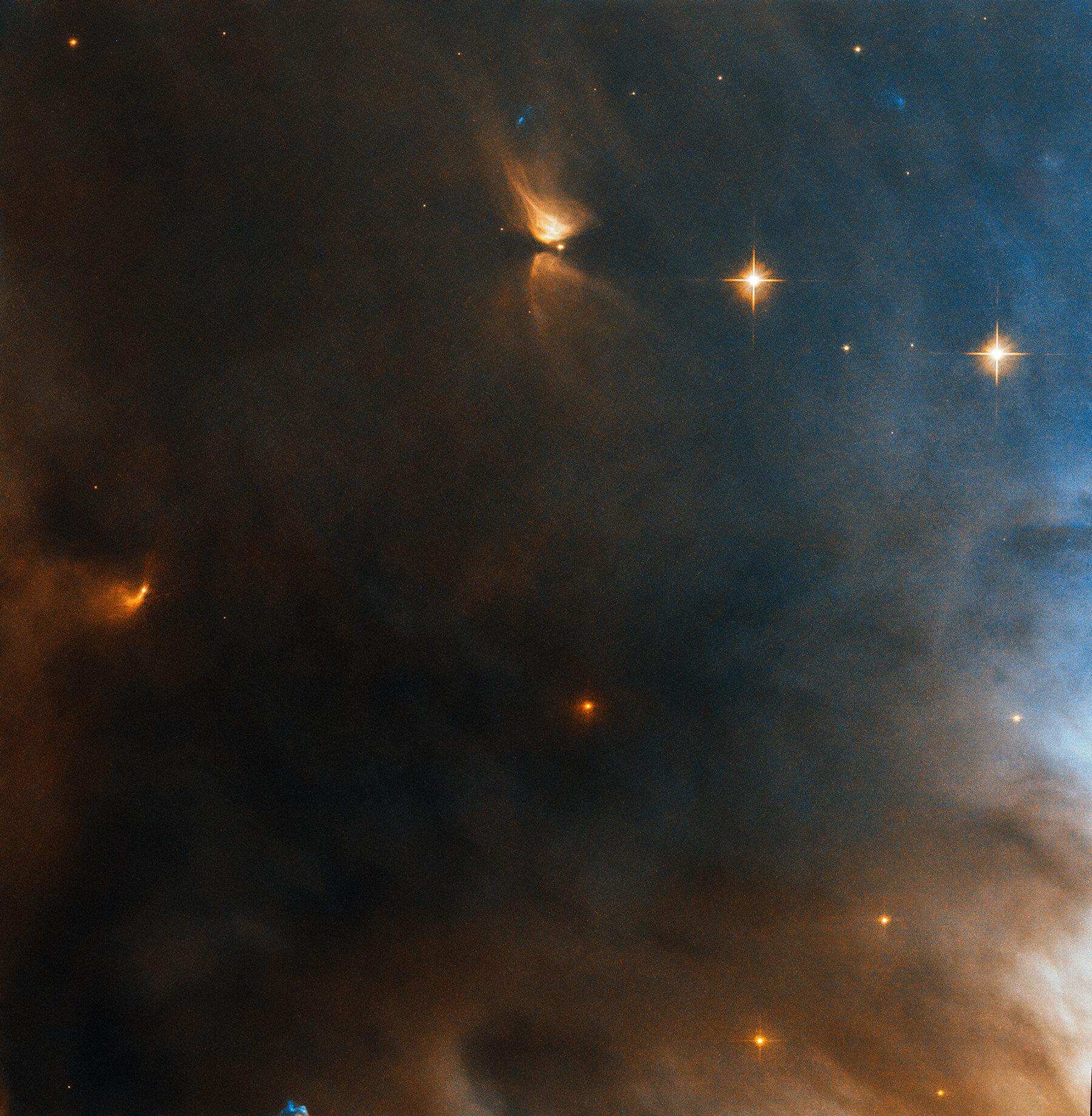 Image: Hubble touts a team of stars