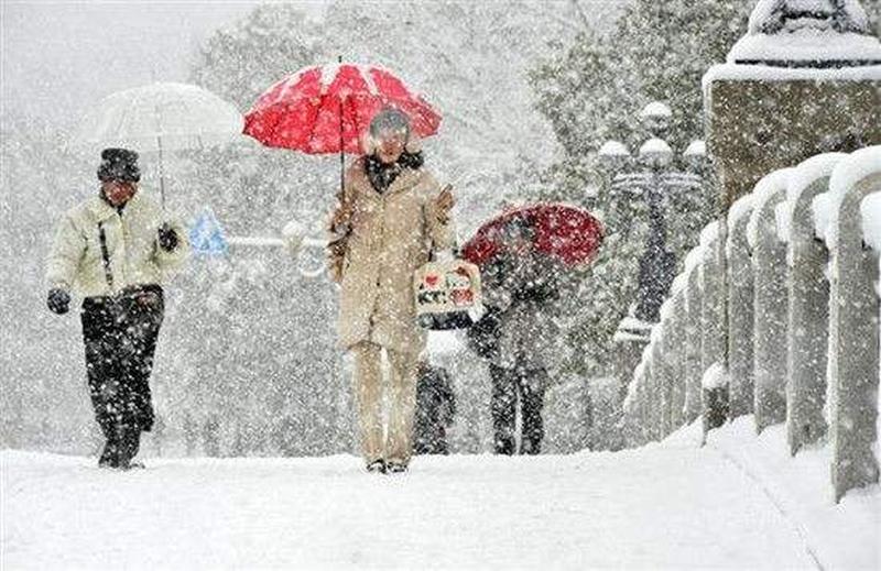 十月以来最强冷空气来袭 内地北方将陷雨雪天气