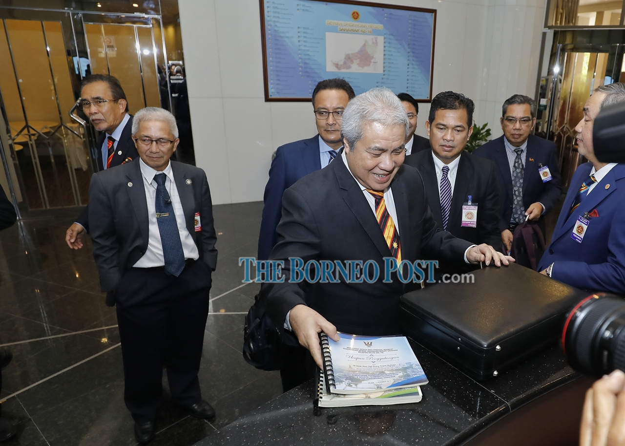 Claims that lands gazetted under Section 6 are confiscation of NCR lands untrue – Awang Tengah