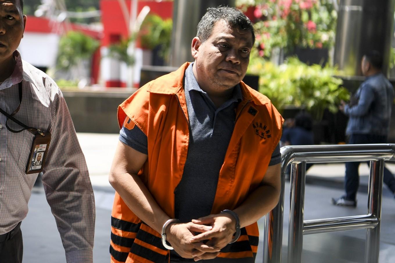 KPK questions Yasonna Laoly's son in Medan case