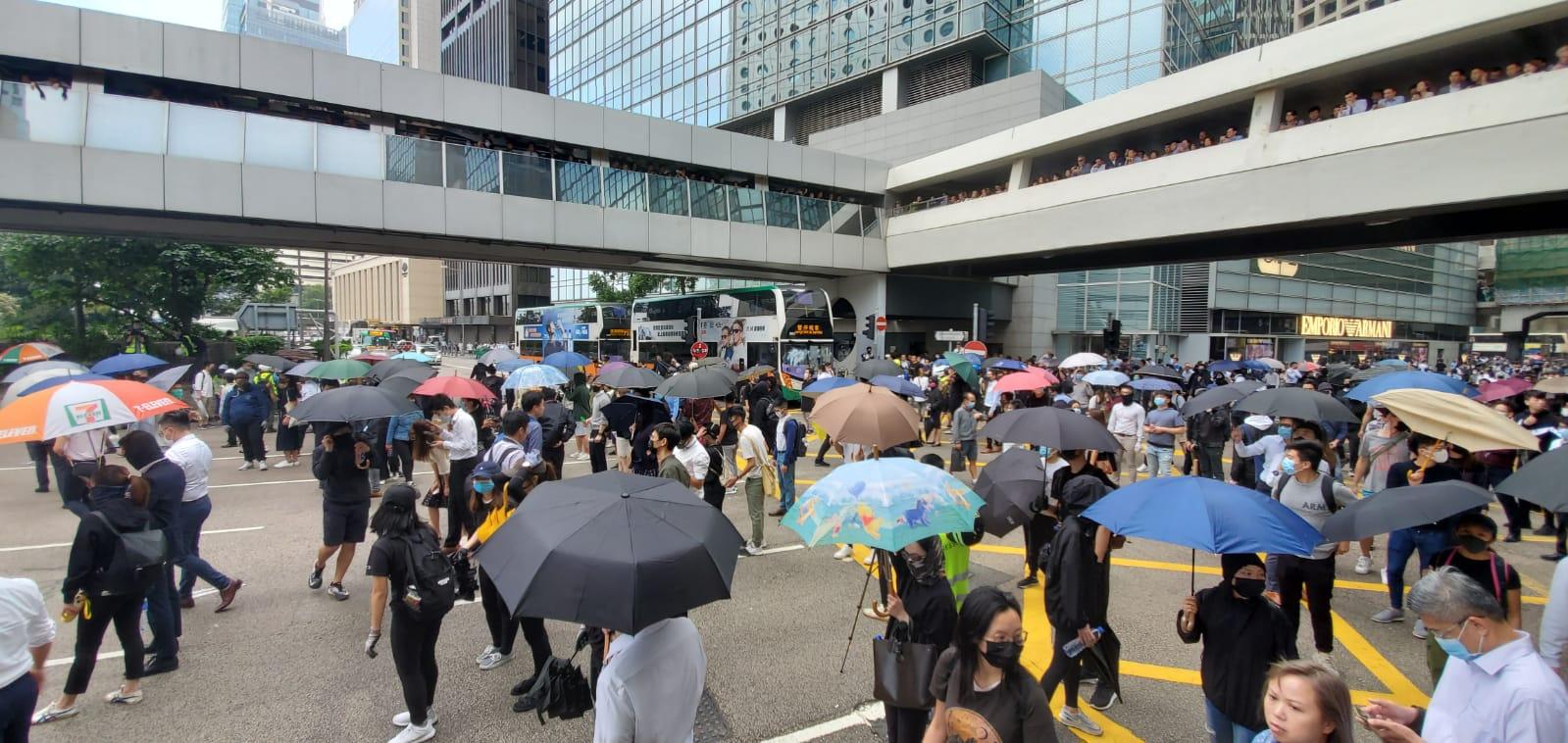 【修例风波】网民号召下周一「三罢」及10区开花「黎明行动」