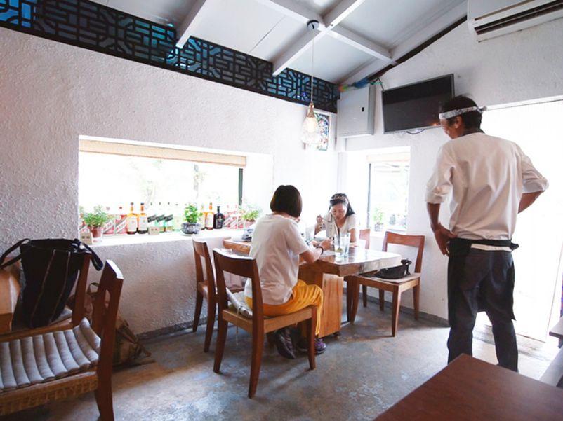 西贡孤岛大厨 一星期只开三天:钱赚不尽,有休息才有动力
