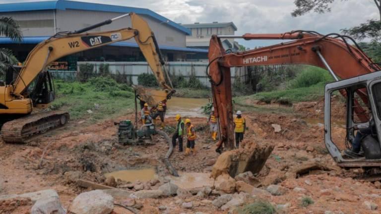 Selangor's water treatment plants recent shutdowns due to contamination