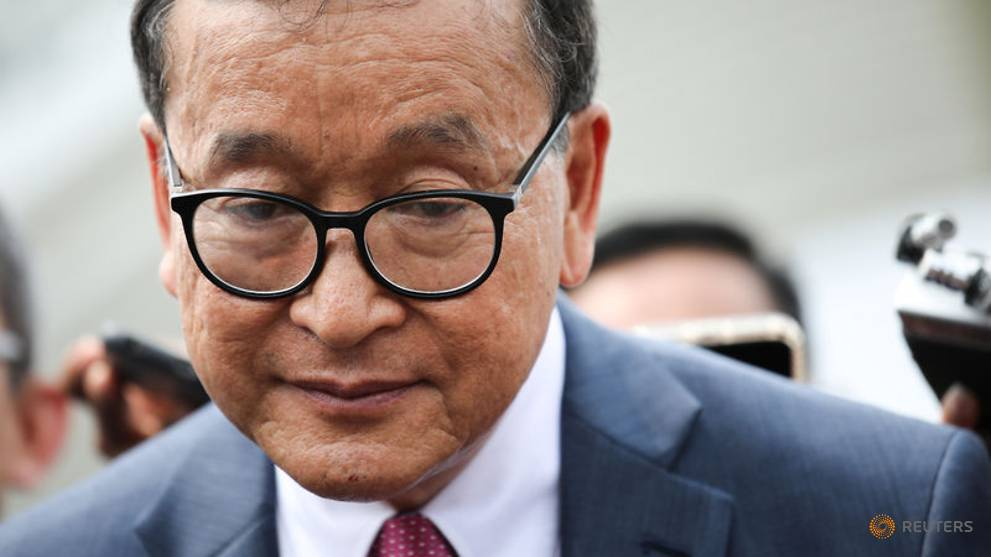 Indonesia ordered Cambodia's Rainsy barred from flight: Malaysia Airlines