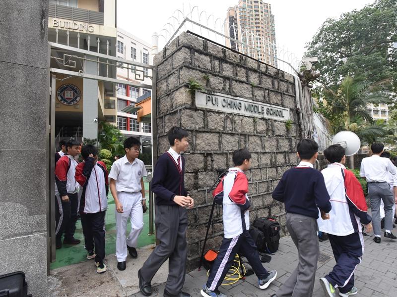 【大三罢】教育局宣布明日全港学校停课 称学生安全为首要考虑