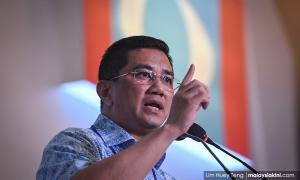 Friction in PKR Youth after Azmin's invitation to officiate AGM 'rescinded'