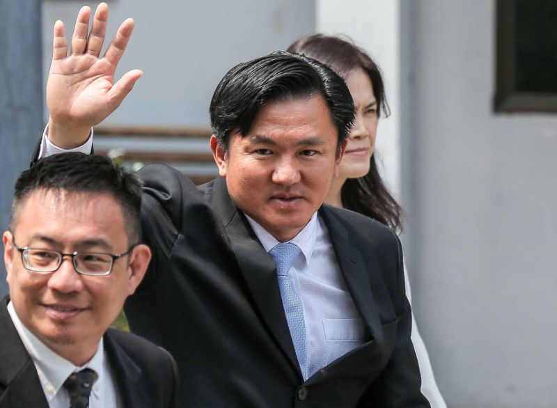 DAP's Paul Yong rape trial adjourned pending application for case transfer to High Court