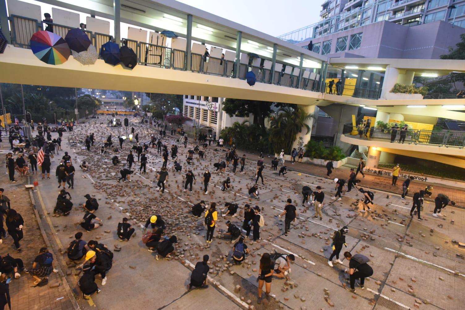 【大三罢】家校会吁家长提示子女停课期间远离示威区