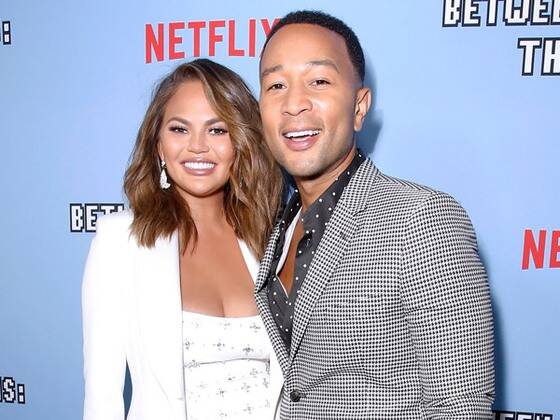 Chrissy Teigen Just Got Mad at John Legend for a Truly Relatable Reason