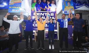 'Salam Muafakat Nasional' - MCA, MIC grow closer to PAS on Youth stage