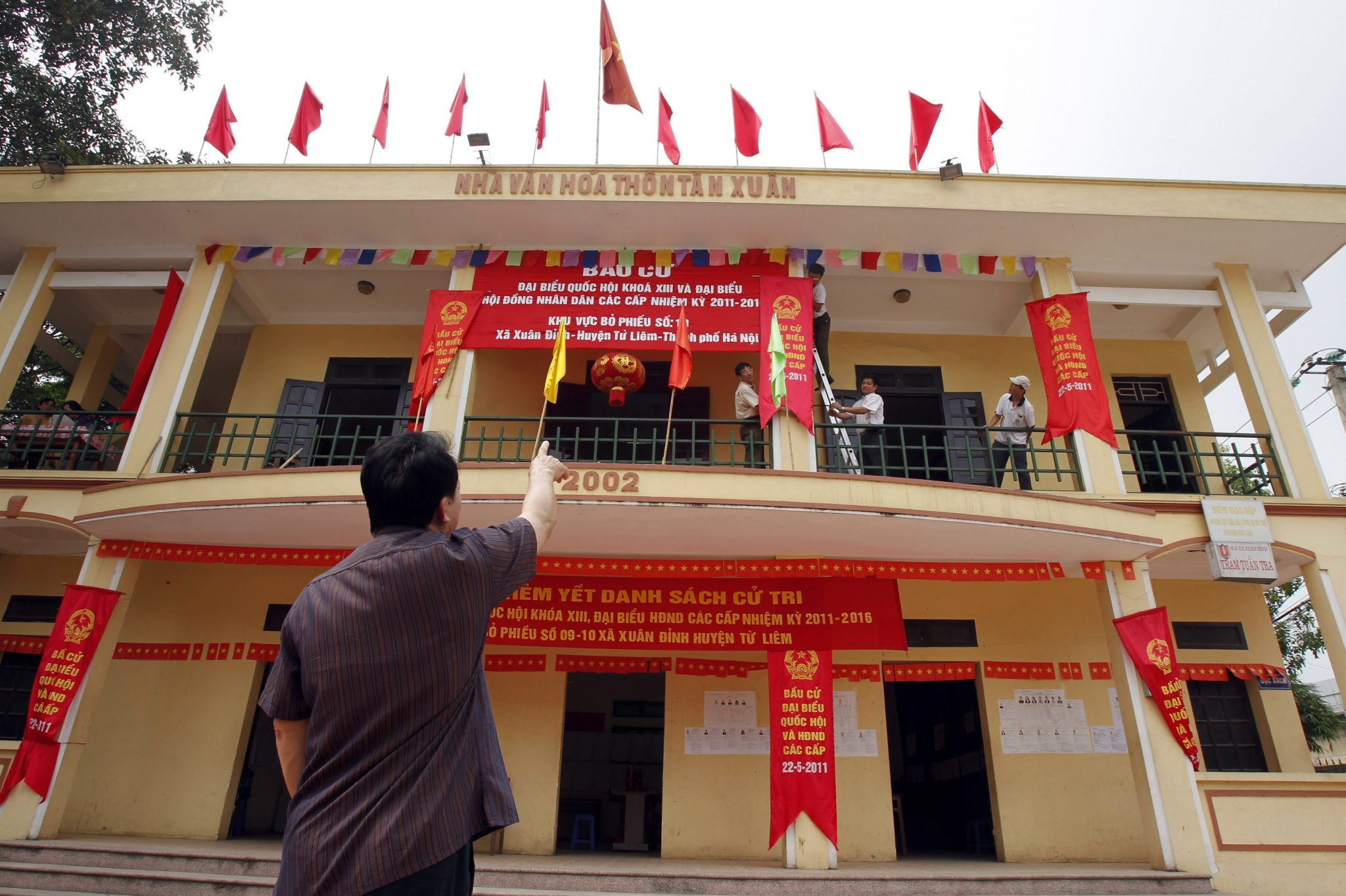The puzzles of political reform in Vietnam