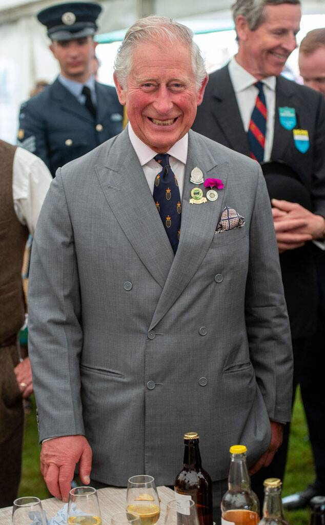 "Prince Charles Is ""Out of Self-Isolation"" After Coronavirus Diagnosis"