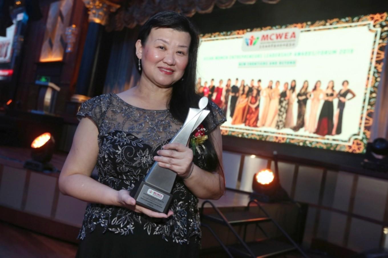 Star Media Group's Esther Ng wins Asian Women Entrepreneurs Award