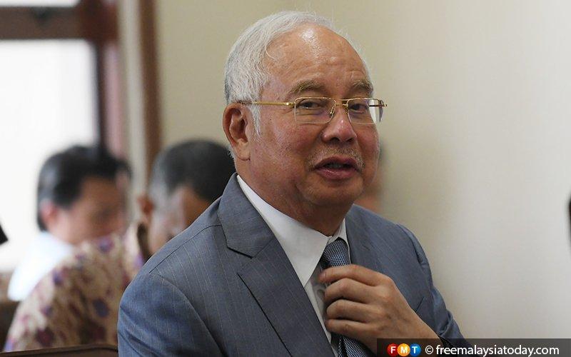 Najib files last-minute motion to postpone 1MDB trial