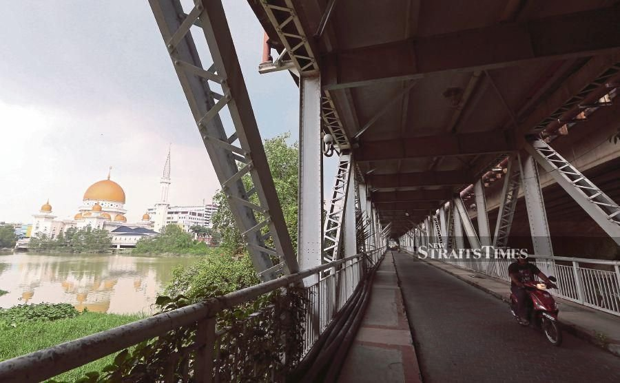 'Kota Bridge can be a heritage site'