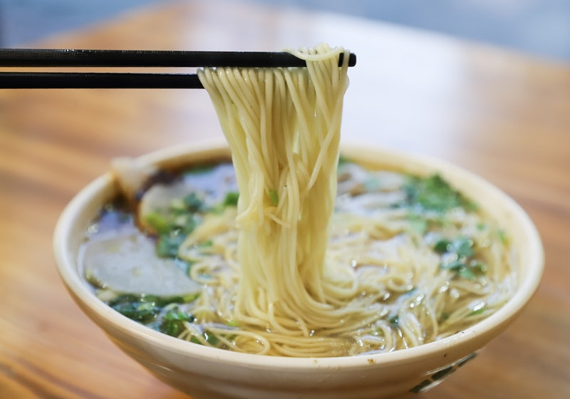 12-year-old girl in China eats 3 kg of noodles a day in bid to save brother