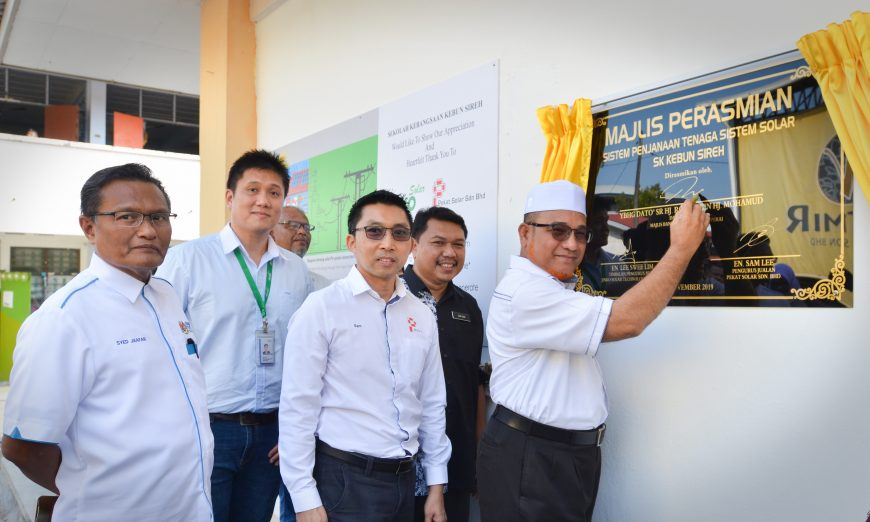 Three MBSP buildings to be equipped with solar panels