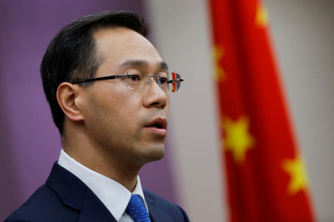 China says it will strive to reach 'phase one' trade deal with US