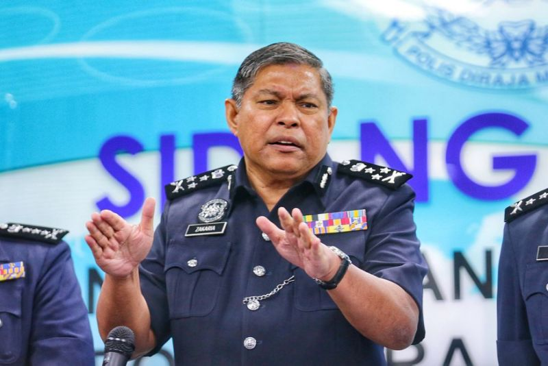Police repeats warning signs of dubious loan offers after scammers take in RM57m nationwide