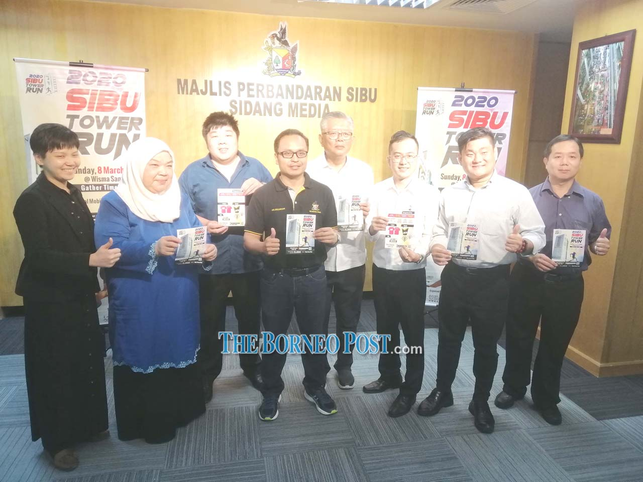 4th edition of Sibu Tower Run to be different – Coordinator