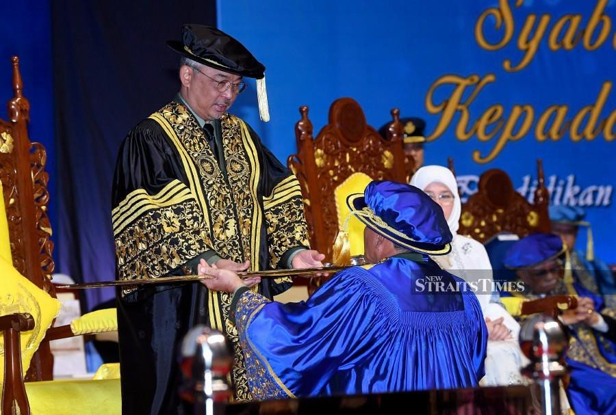 Agong accepts role as royal patron of SAM