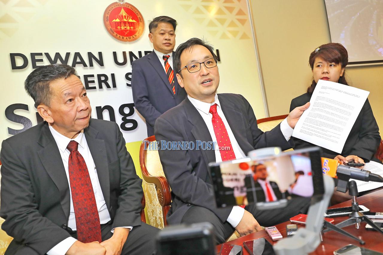Chong: GPS' blame game irresponsible act