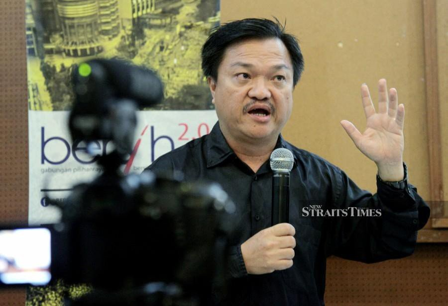 Bersih takes Sarawak Immigration to task for denying medical treatment for academician