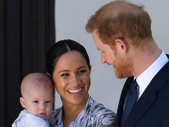 Prince Harry Has Baby Archie On His Mind When Talking to Parents in Personal Video